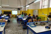 Al via il corso di Robotica Educativa presso la sede Panetti